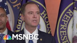 Adam Schiff: 'The Founders Provided The Remedy' For A President Abusing The Office   MSNBC 8