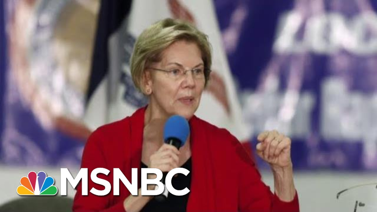 Which Voters Are Buying The 'Medicare For All' Idea? | Velshi & Ruhle | MSNBC 14