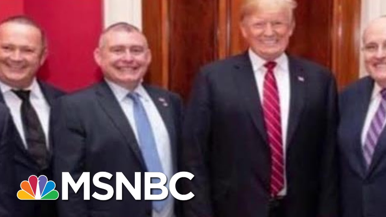 Giuliani Associate Agrees To Cooperate With Impeachment Inquiry | Deadline | MSNBC 8