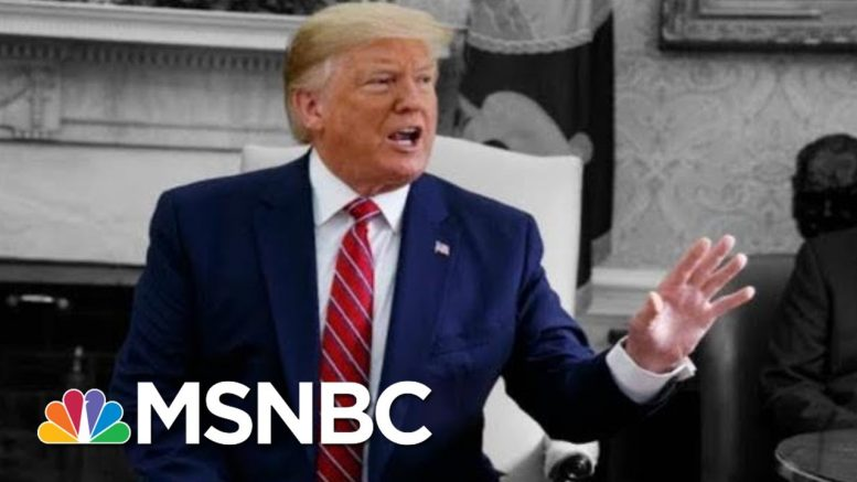 Impeachment Begins, Process Will Now Be Public - The Day That Was | MSNBC 1