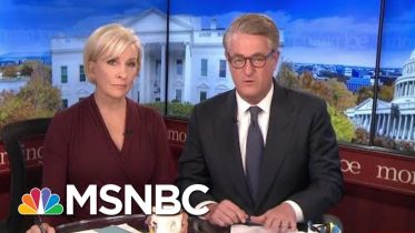 Joe: We Need To Push Back Against This Post-Literate President | Morning Joe | MSNBC 6