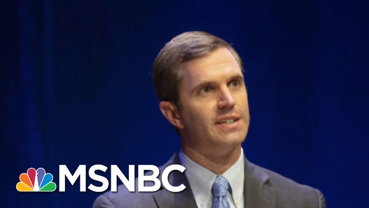 In Stunning Upset, Democrat Beshear Is Apparent Winner In KY Governor Race - Day That Was | MSNBC 3