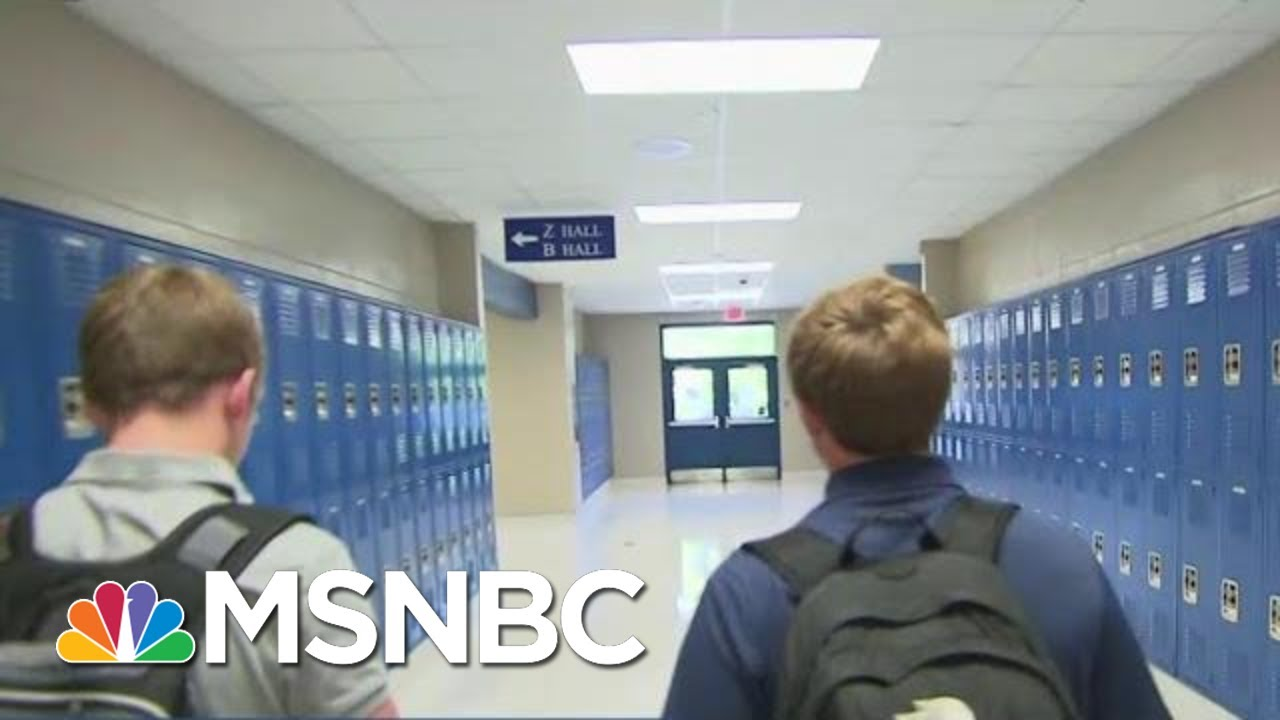 Students Struggling As U.S. Test Scores Barely Budge | Velshi & Ruhle | MSNBC 3