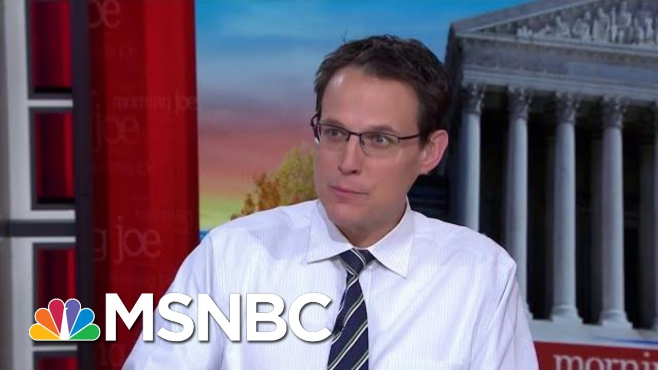 Steve Kornacki: Republicans Need A New Strategy In The Suburbs For 2020 | Morning Joe | MSNBC 7