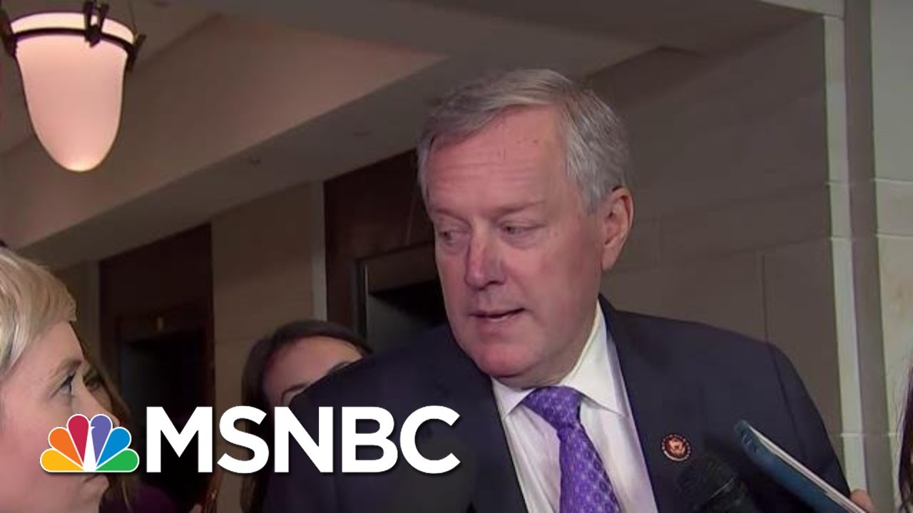 Meadows: Defending President Donald Trump Is 'Getting Easier' As More Officials Testify | MSNBC 3
