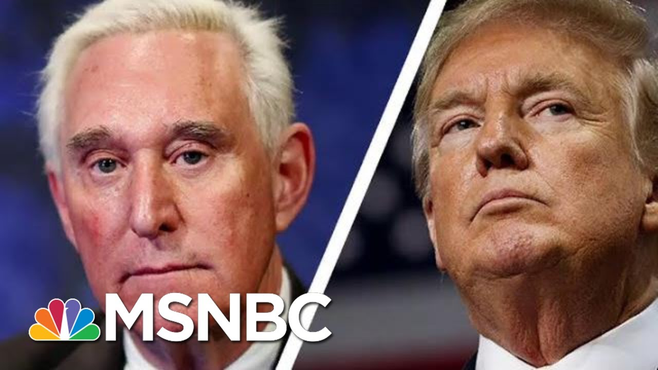 Trump's Justice Department Suggests Trump May Have Lied To Mueller | MSNBC 6