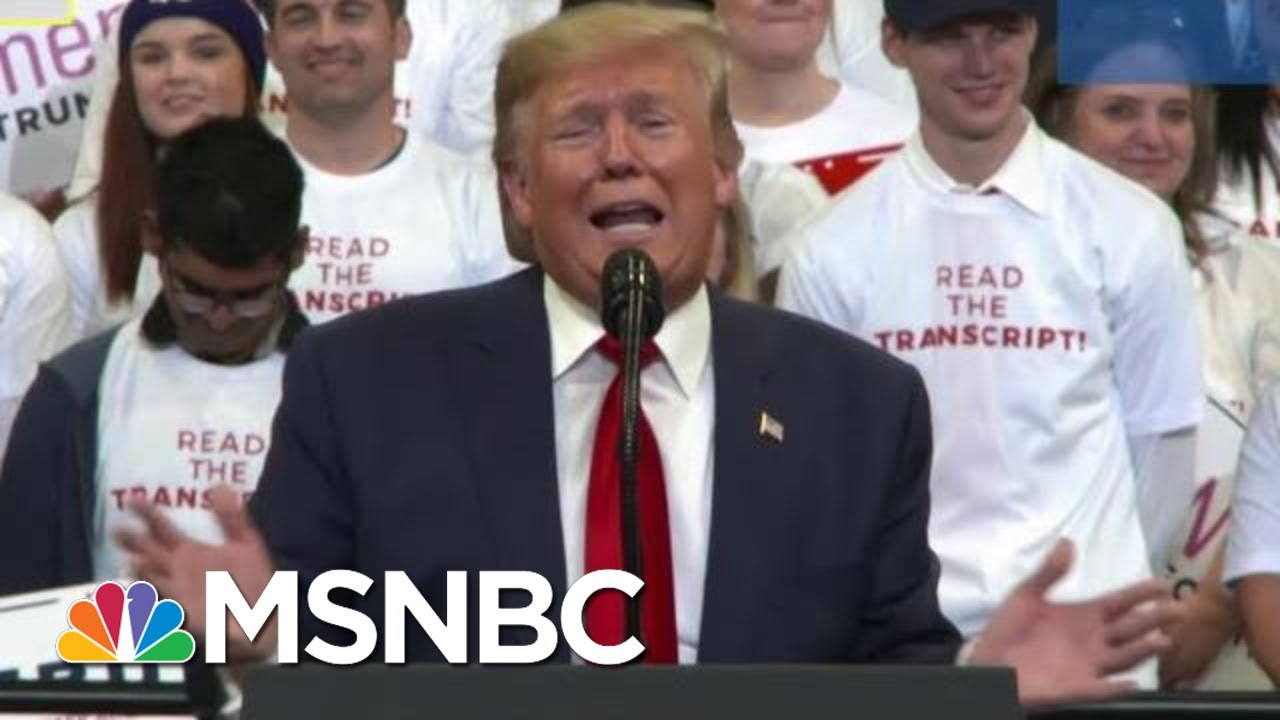'Astonishing': Trump Bribery Evidence Piles Up With 'Clownish Figures Traipsing Around' | MSNBC 4