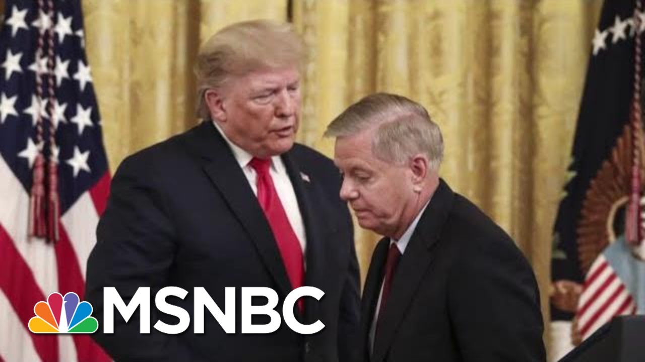 Republicans Struggle To Find Some Way To Defend Trump | All In | MSNBC 9