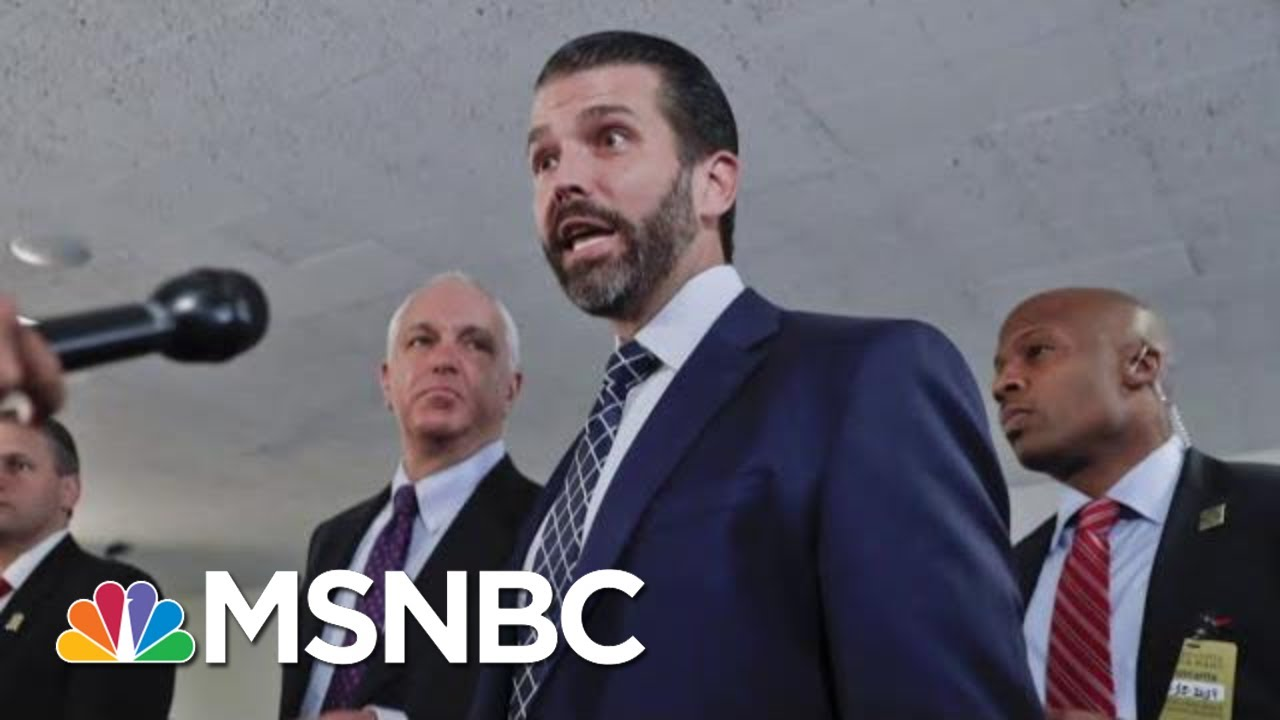 Trump And Allies Amplify Calls For Whistleblower To Be Outed | The 11th Hour | MSNBC 6