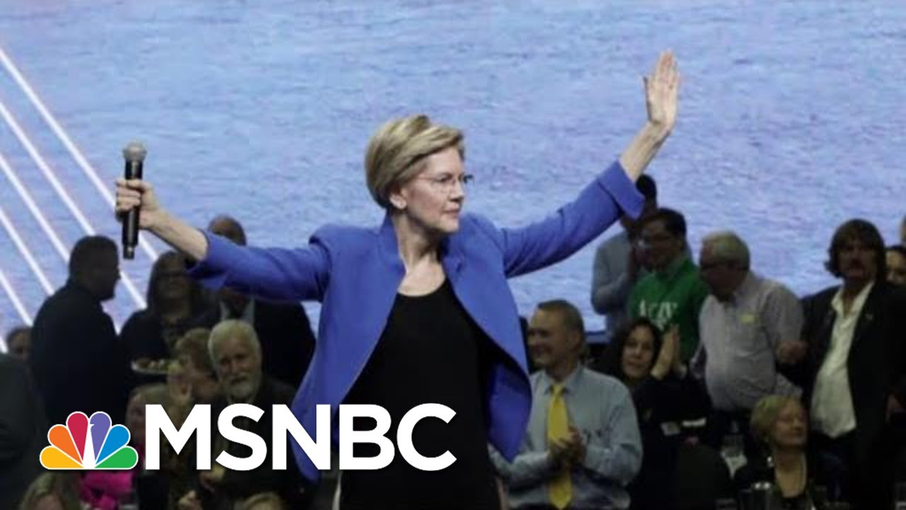 It's A Four-Way Race In Iowa's Primary Race: Poll | Morning Joe | MSNBC 6