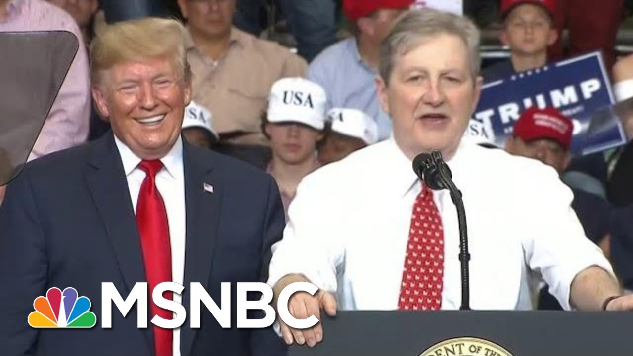 Joe: I'm So Embarrassed For Sen. John Kennedy | Morning Joe | MSNBC 1