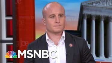 Dem Wants GOP Colleagues To Put Country First | Morning Joe | MSNBC 6