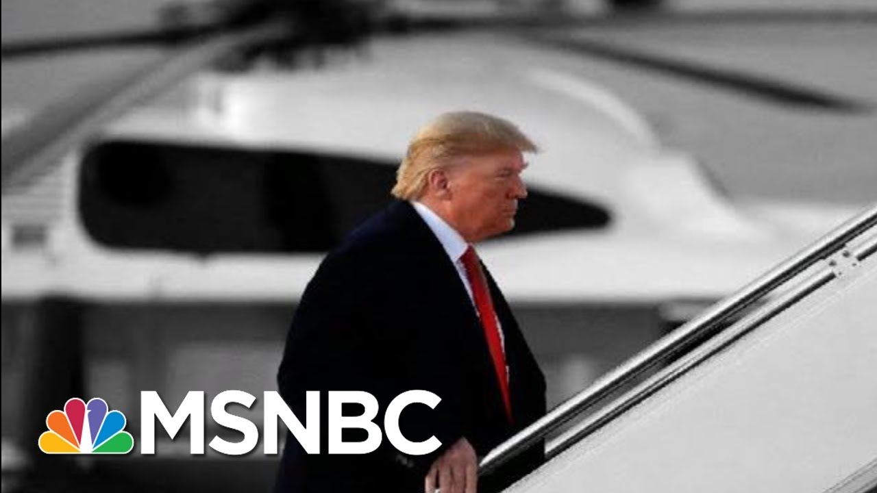 Day 1,022: A Book By 'Anonymous' Describes Trump As A Danger To The Nation | The 11th Hour | MSNBC 8