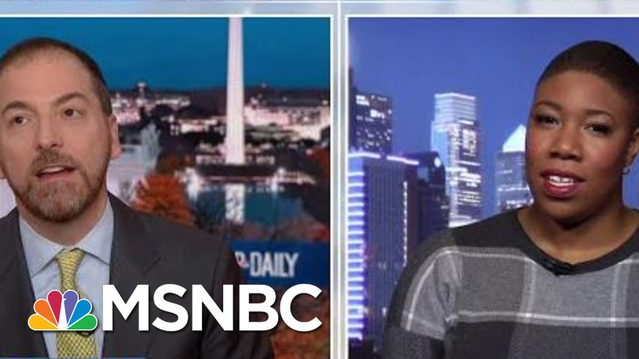 Symone Sanders: 'We Are Not Concerned' By Bloomberg's Candidacy | MTP Daily | MSNBC 6