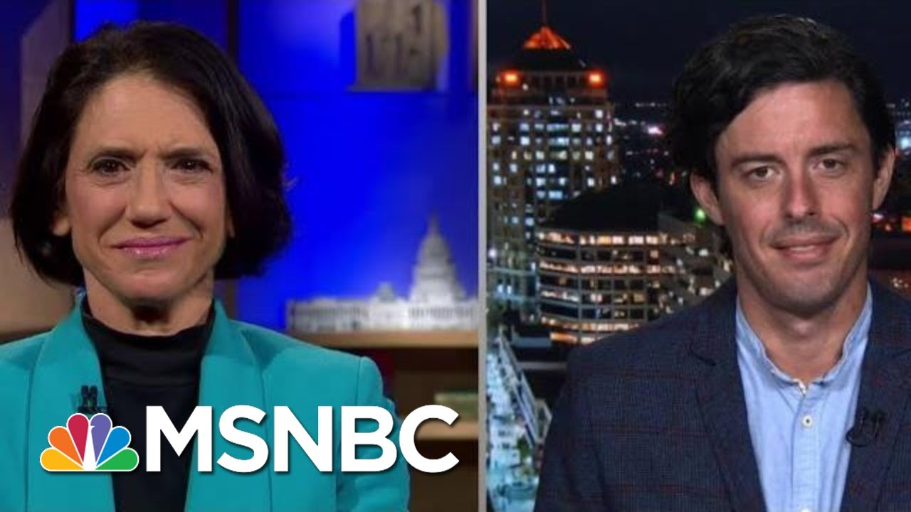 GOP Struggles With Impeachment Strategy To Defend President Donald Trump | The Last Word | MSNBC 9