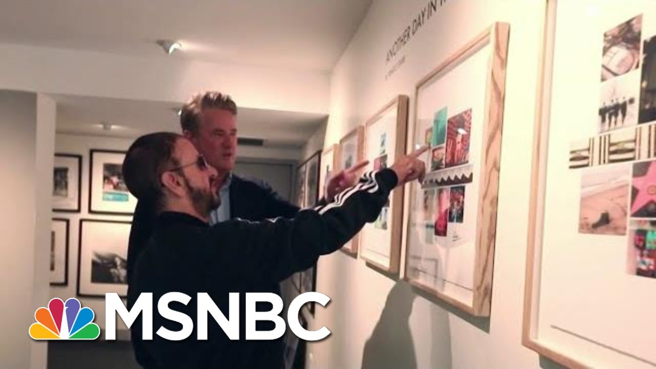 Ringo Starr Looks Back At How His Life Changed In 1964 | Morning Joe | MSNBC 2
