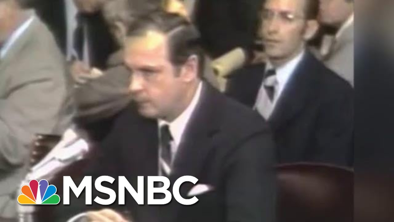 Trump's Watergate? Dems On Offense With First Public Impeachment Hearings | MSNBC 2