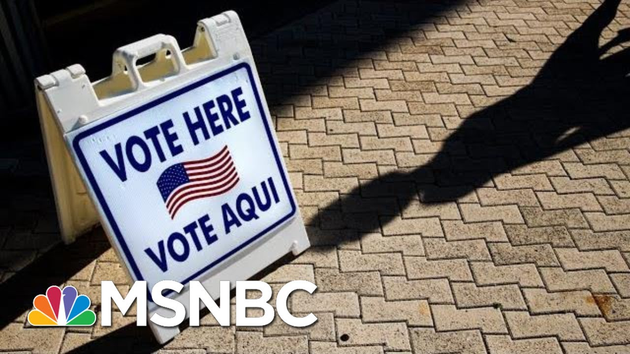 How Bots Ignited False Voter Fraud Claims In Kentucky & What Means For 2020 | The 11th Hour | MSNBC 7