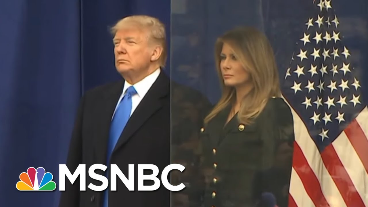 Hours Before Public Impeachment Hearings, Trump White House Has No Strategy | The 11th Hour | MSNBC 8