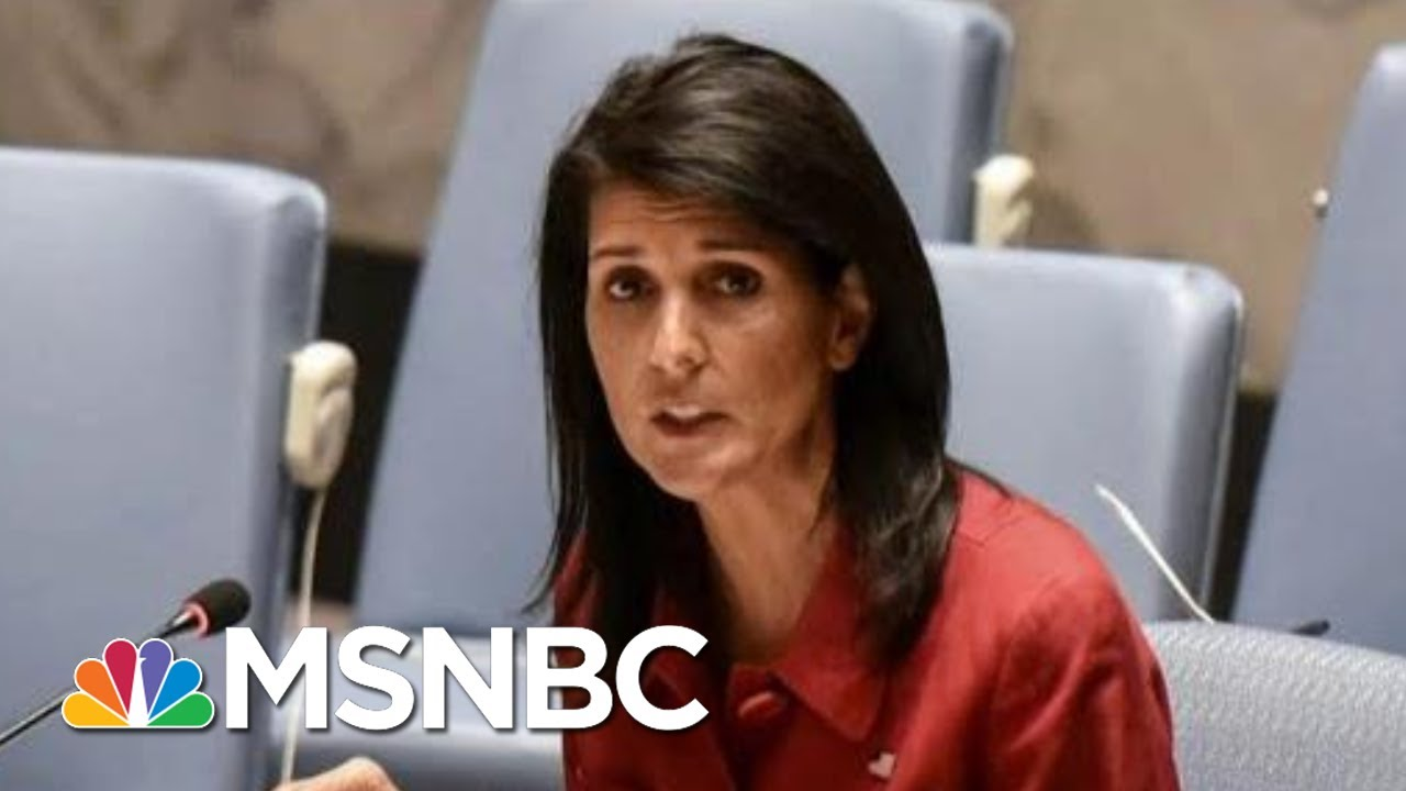 Joe: Nikki Haley Has Chosen To Lie For Trump | Morning Joe | MSNBC 9