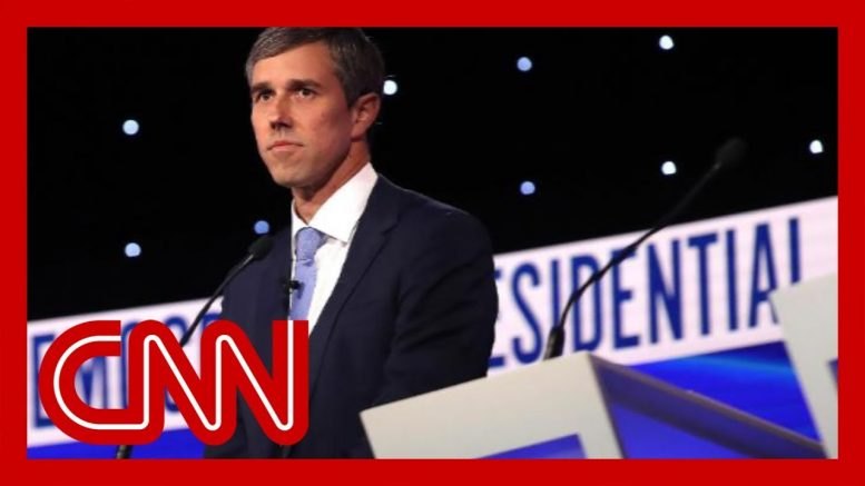 Beto O'Rourke drops out of 2020 presidential race 1