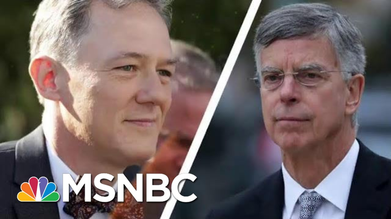 Revealed: GOP's Trump Defense Against Mountain Of Bribery Evidence | MSNBC 5