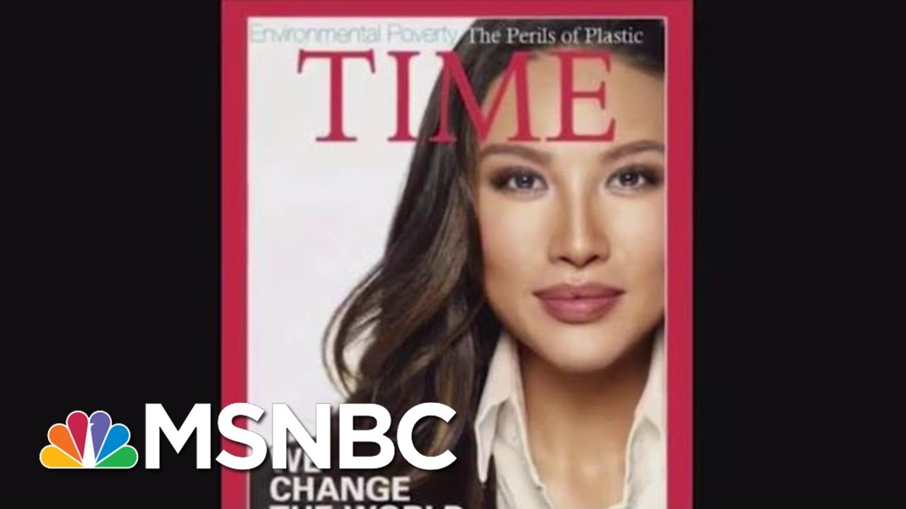 Senior Trump Official Also Created A Fake Time Cover | All In | MSNBC 10