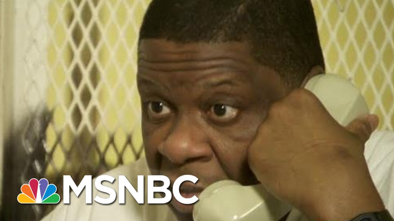 Rodney Reed's Execution Approaches In Texas | All In | MSNBC 8
