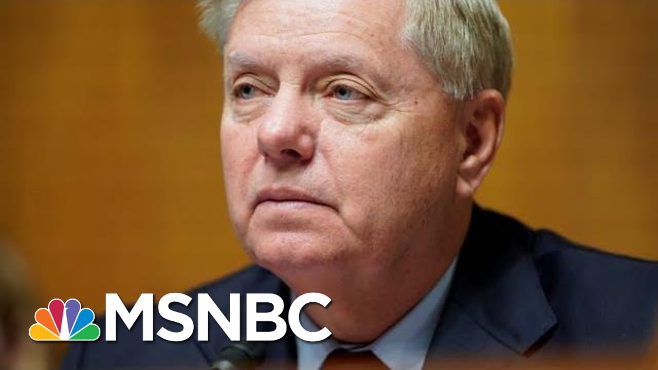 Multiple GOP Senators Claim They Won't Be Watching Trump Impeachment Hearing | The 11th Hour | MSNBC 10