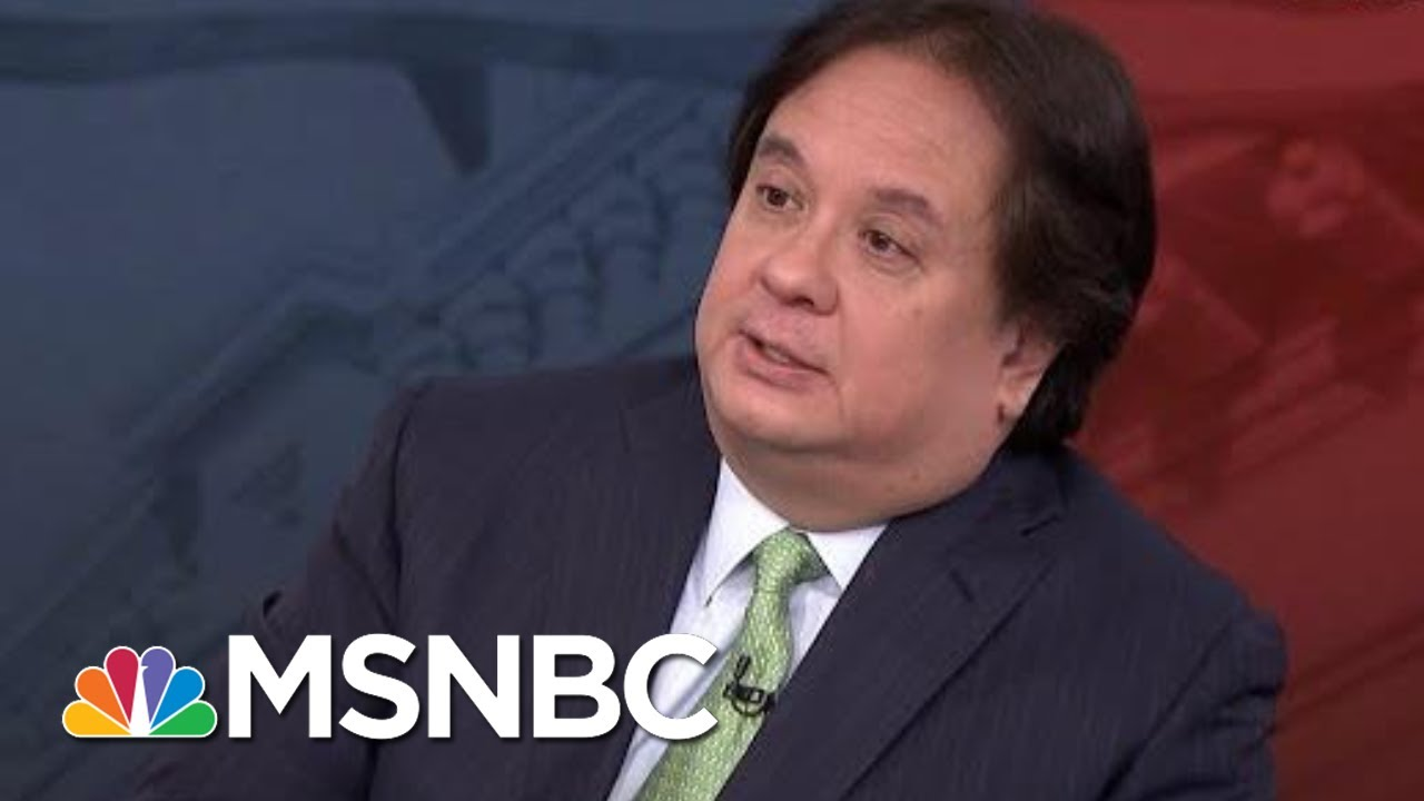 George Conway: I'm 'Horrified' And 'Appalled' That The GOP Has Come to This | MSNBC 4