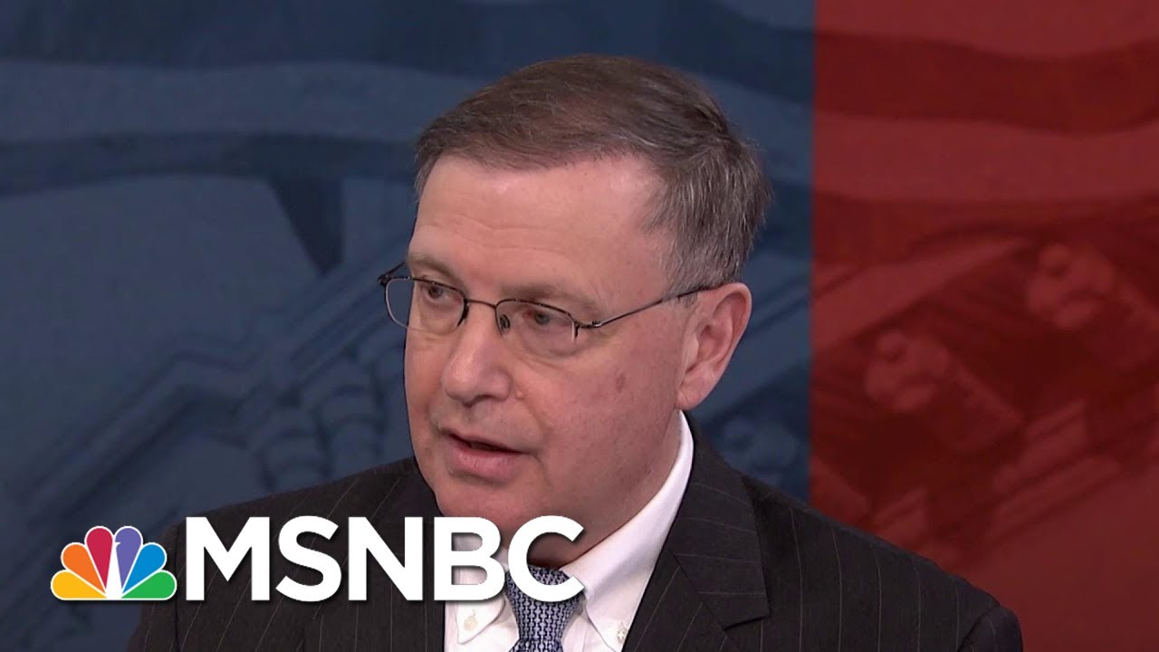 Rosenberg: Ukraine Is Under Attack, Their People Are Dying & Trump Wants Something In Return | MSNBC 5
