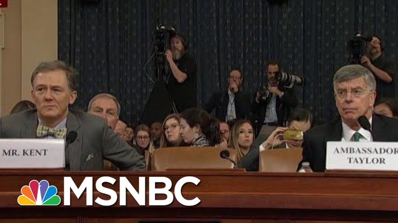 Joe: GOP Came Up With Laughable Defenses During Hearing | Morning Joe | MSNBC 9