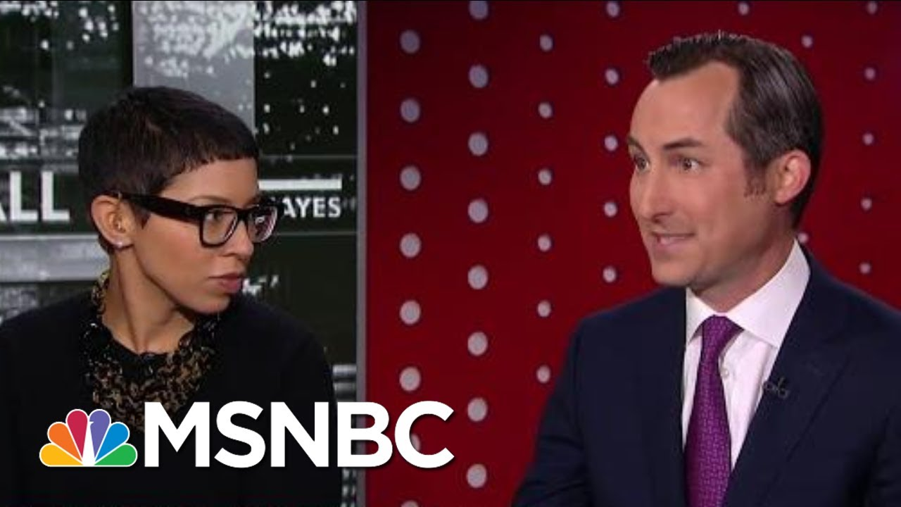 Day 1 Of Hearings: Credible Witnesses Directly Implicate Trump On Ukraine - Day That Was | MSNBC 10