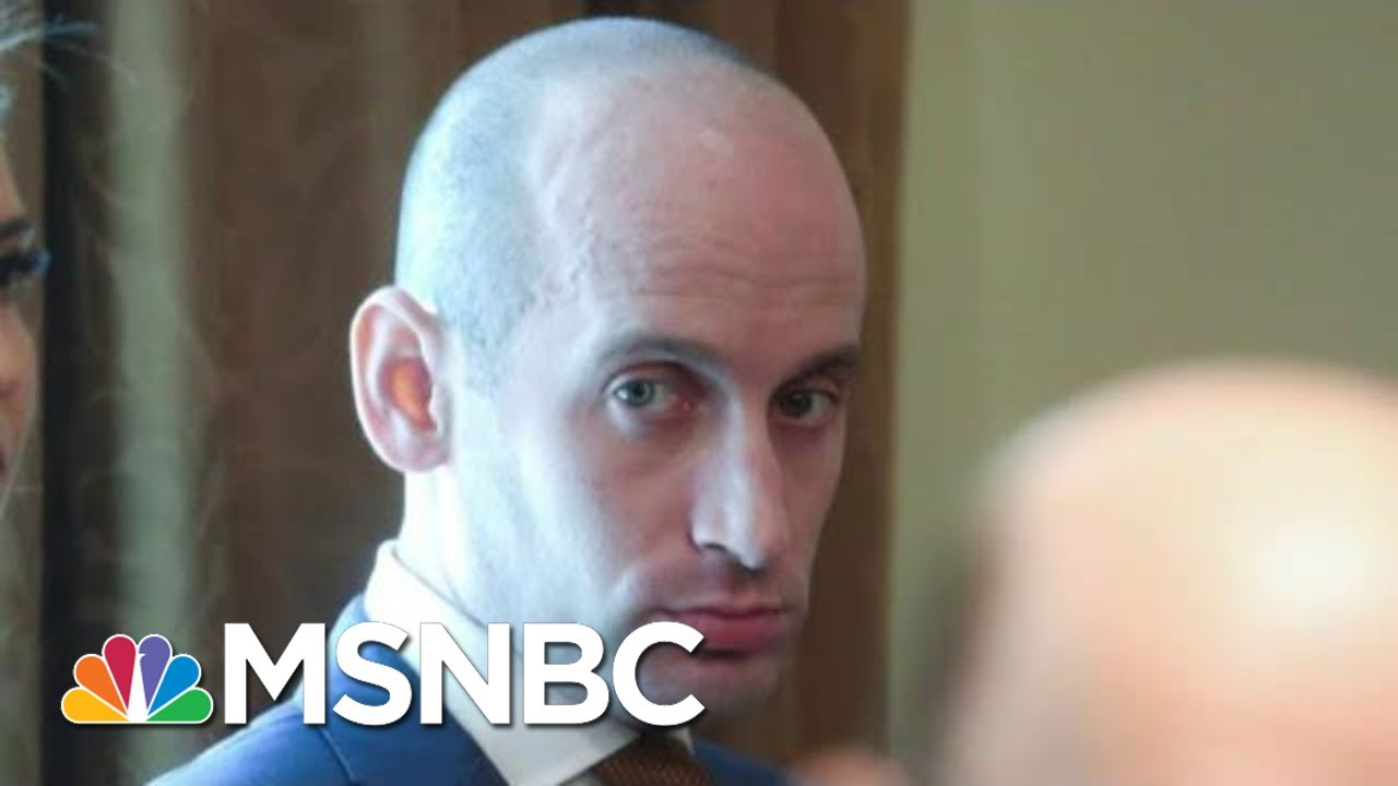U.S. Immigration Policy Hits Sad Milestones Under Miller | All In | MSNBC 3