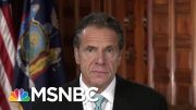 Gov. Cuomo Calls Trump's Move To Florida 'A Legal Tactic' | Velshi & Ruhle | MSNBC 2