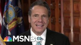 Gov. Cuomo On Trump's New Florida Residency: 'Good Riddance' | Velshi & Ruhle | MSNBC 3