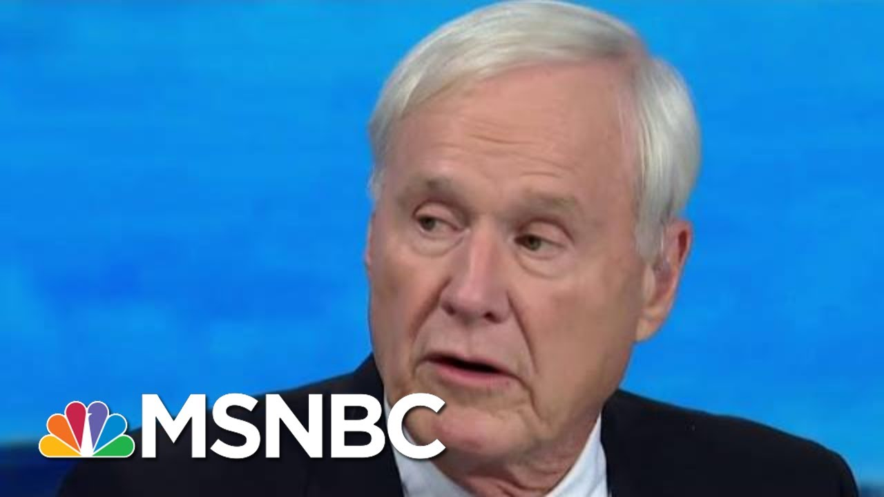 Chris Matthews: The Lead Headline Is 'Trump Accused Of Witness Tampering' | Hardball | MSNBC 10