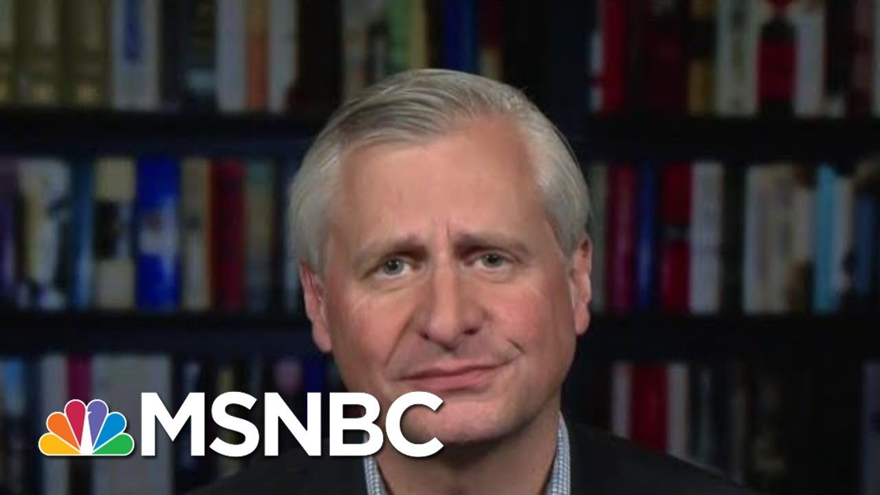 Meacham On Trump: 'Is This The Person You Want Sitting There At The Pinnacle Of Power?' | MSNBC 12