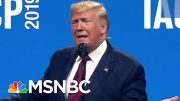 Panic': Trump Team 'Freestyling' Impeachment Defense After Evidence Goes Public | MSNBC 3
