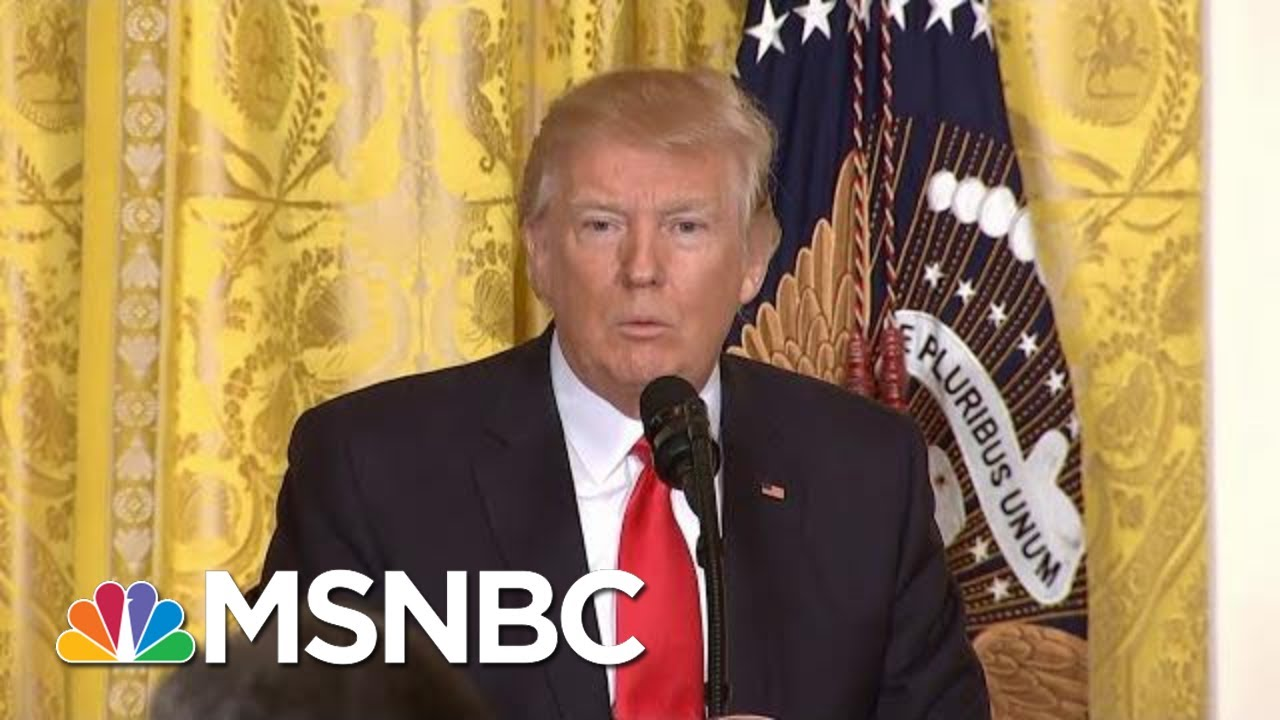 Witness Says Sondland Told Trump Ukraine President Will 'Do Anything You Ask Him' | Hardball | MSNBC 4
