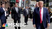 Trump Announces He's Leaving New York, And New Yorkers Seem Fine With It | Deadline | MSNBC 5
