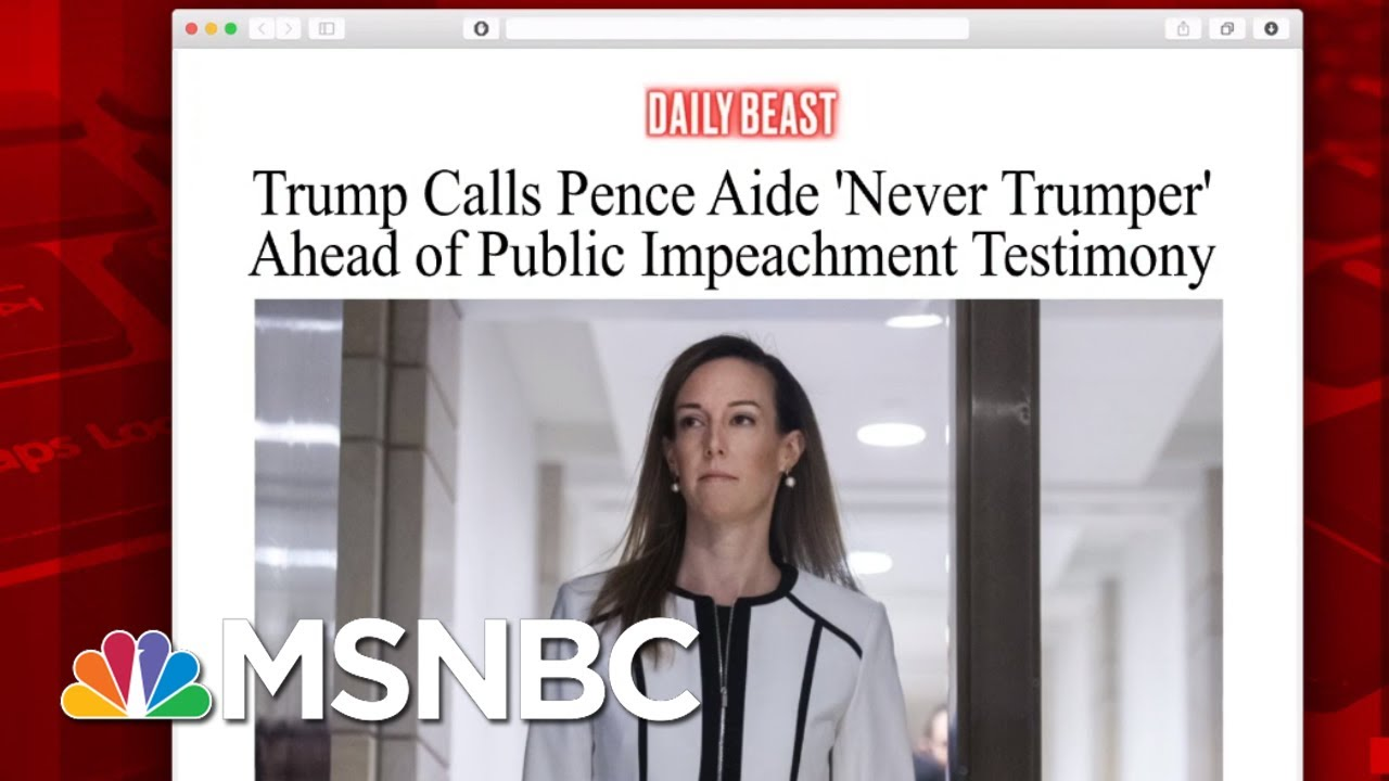 Will The Second Week Be Just As Compelling As The First? | Morning Joe | MSNBC 9