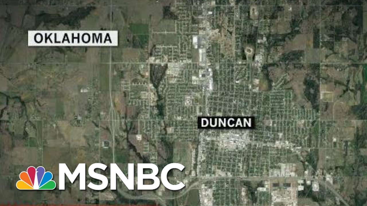 Reports Of Shooting At Duncan, Oklahoma Walmart' | Craig Melvin | MSNBC 2