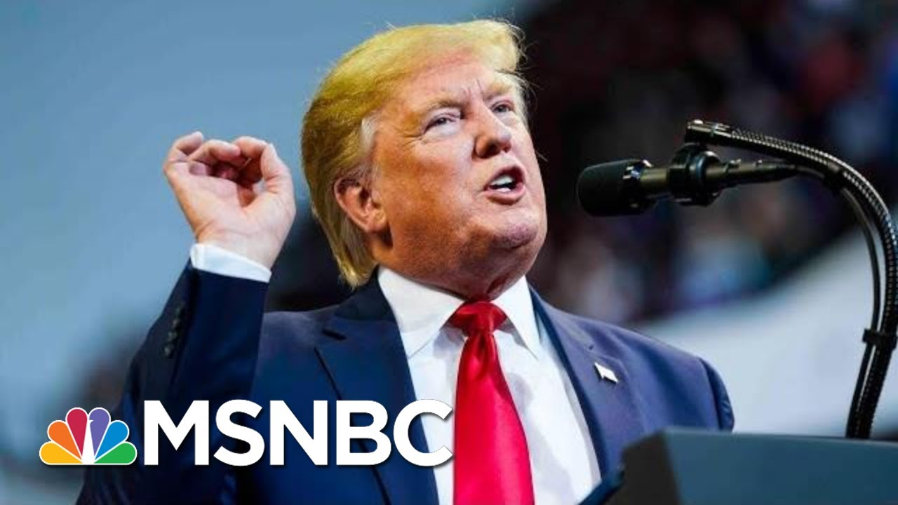 Supreme Court Temporarily Blocks Subpoena For Trump Tax Returns | Velshi & Ruhle | MSNBC 7