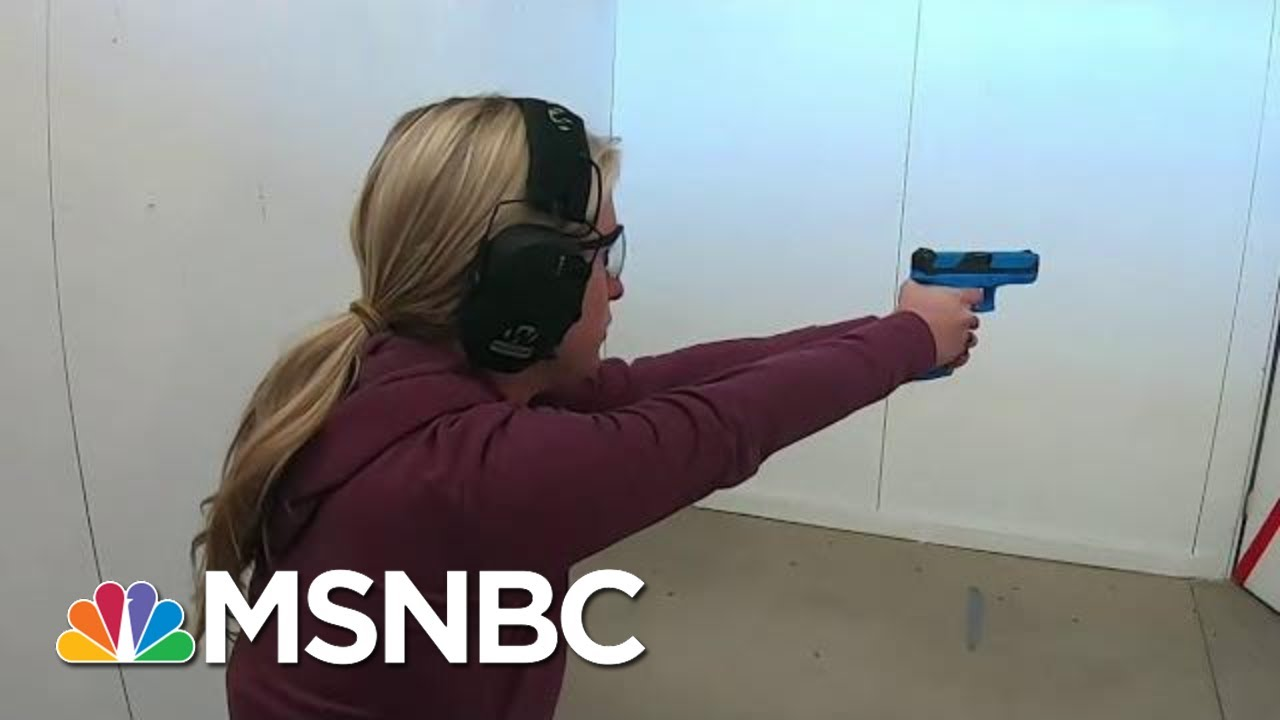 Teachers Take Part In Gun Training To Protect From School Shootings | Velshi & Ruhle | MSNBC 4