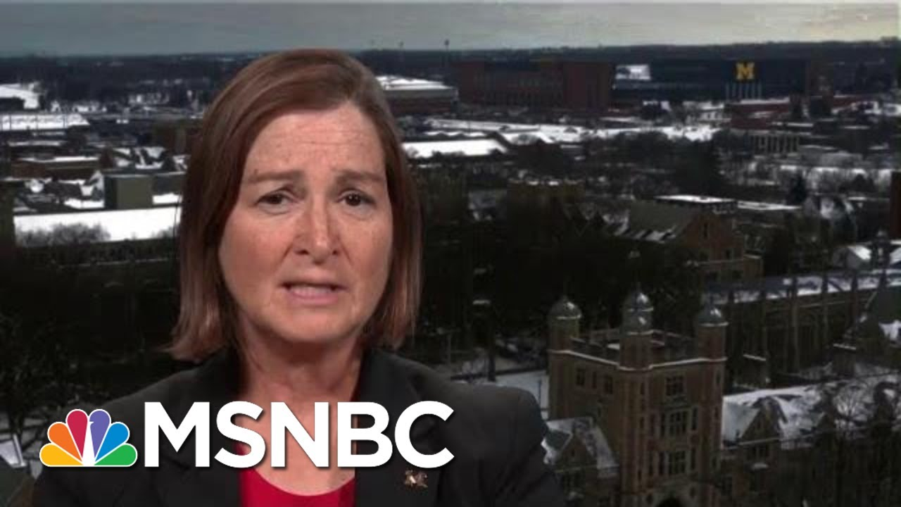 Can Sondland Plead The Fifth During His Upcoming Public Testimony? | MTP Daily | MSNBC 11