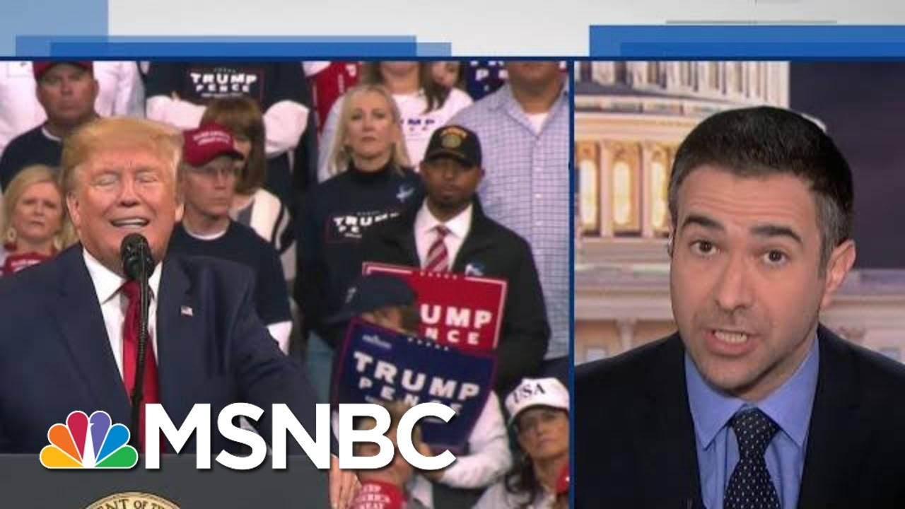 Revealed: Trump Aide's Leaked Emails Show Alleged Bribery Plot | The Beat With Ari Melber | MSNBC 7