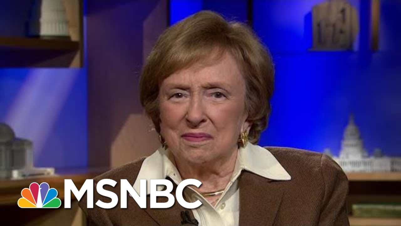 Elizabeth Drew On The 'Honest People Trump Cannot Fathom' | The Last Word | MSNBC 2