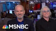 R.E.M.'s Michael Stipe On Trump's 'Hate Speech,' Corporate Ownership Of The Press | MSNBC 4