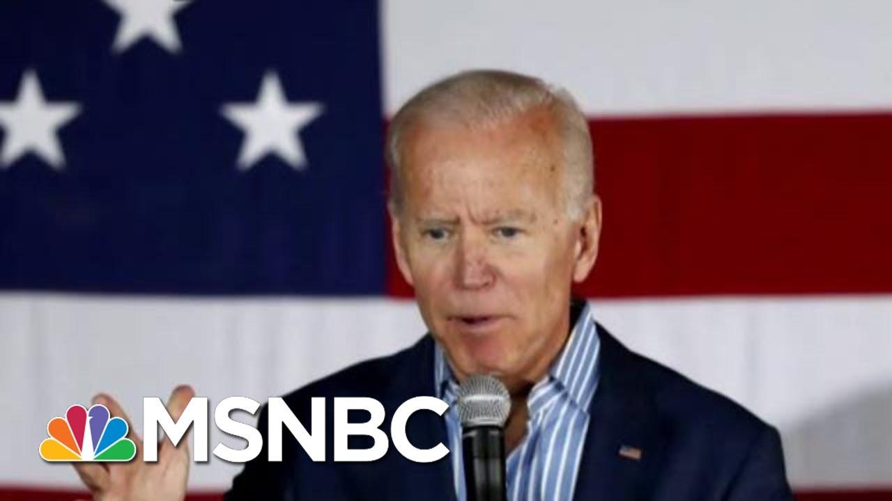 Joe Biden Maintains Lead In South Carolina | Morning Joe | MSNBC 6